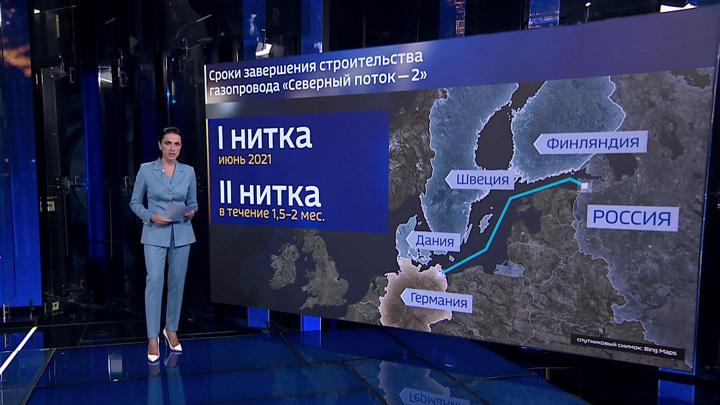 """И """"Турецкий"""", и """"Северный"""" потоки: куда дошел российский газ"""