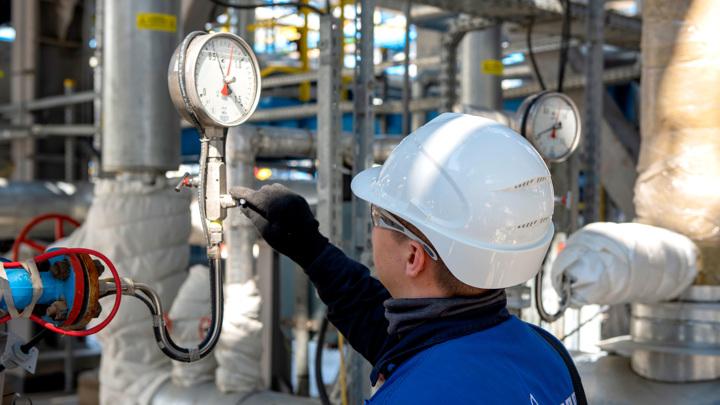 В Кремле перечислили причины роста цены газа в Европе