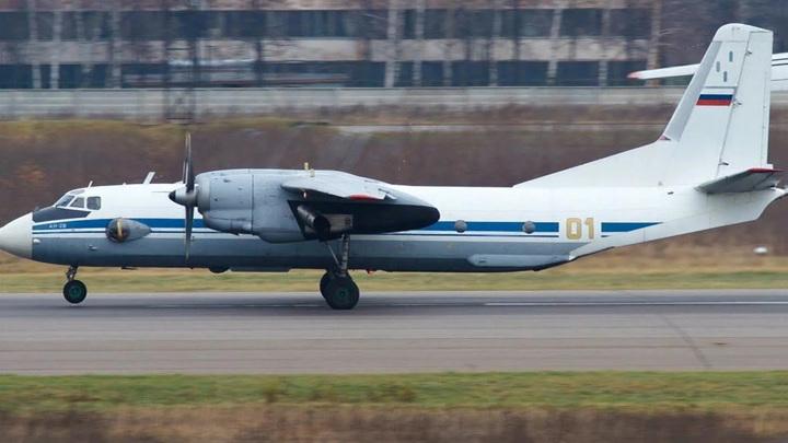 Спасатели следуют к месту исчезновения самолета Ан-26 под Хабаровском
