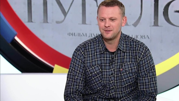 Режиссер Дмитрий Давыдов