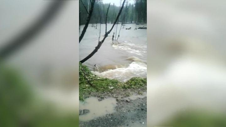 В Свердловскую область пришел паводок