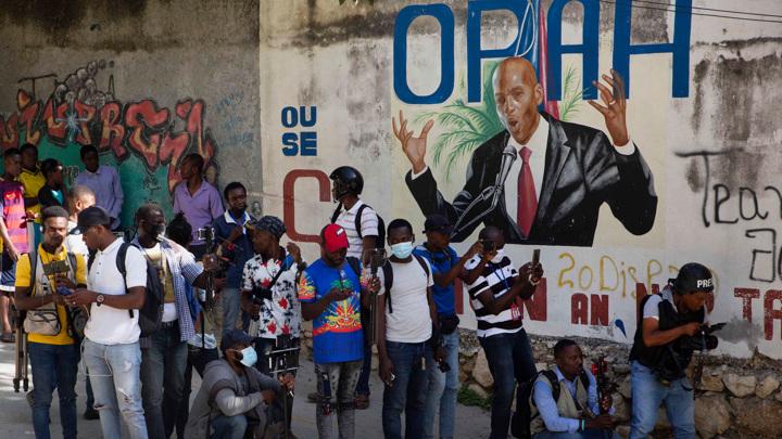 Полиция: преступники, убившие президента Гаити, ликвидированы