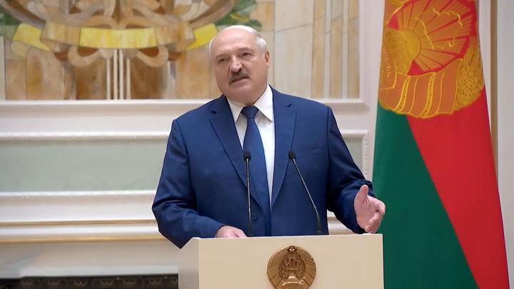 Лукашенко заявил о преступных группировках в Литве