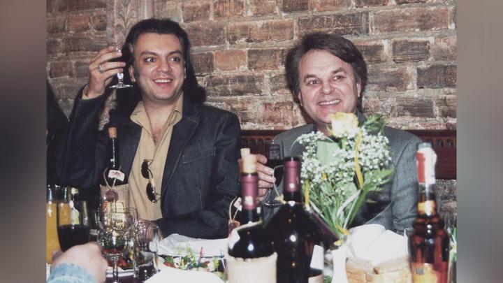 Филипп Киркоров и Геннадий Руссу // источник: @fkirkorov