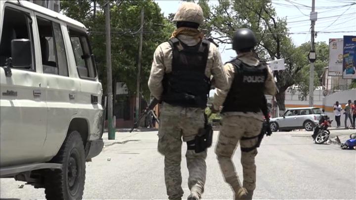 Миссионеры из США похищены в Гаити