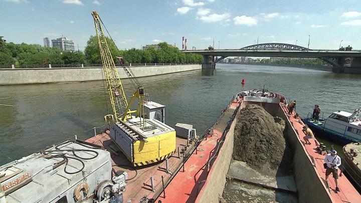 В Москве построят еще один мост через Москву-реку