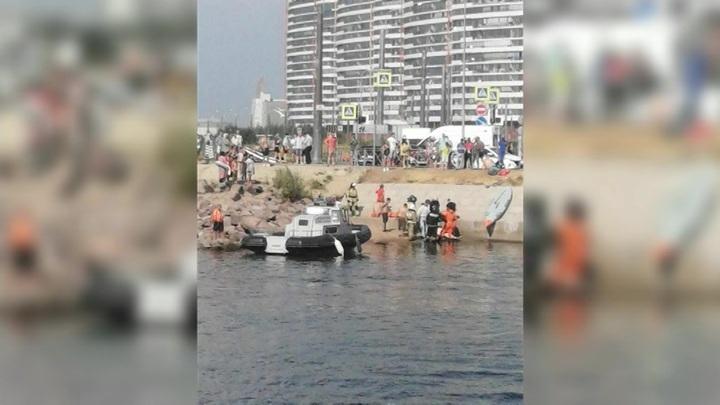 Умер один из пострадавших в водном ЧП в Петербурге