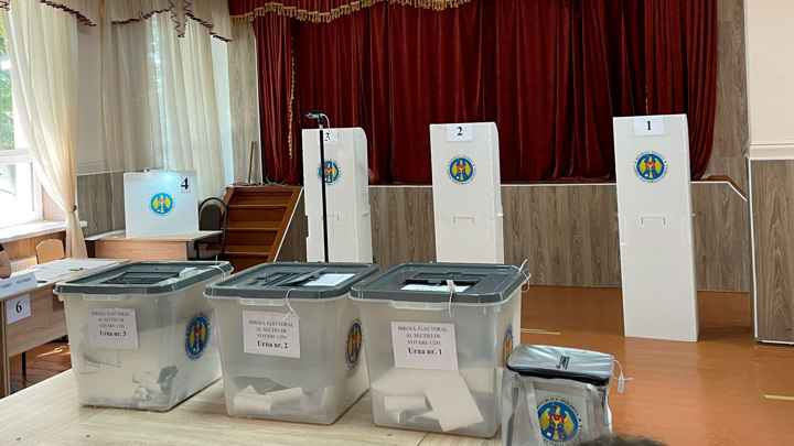 Молдавия: состоявшиеся выборы и голодовка в центре Кишинева