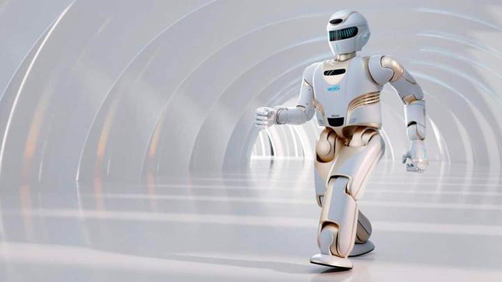 В Китае представили домашнего робота-гуманоида