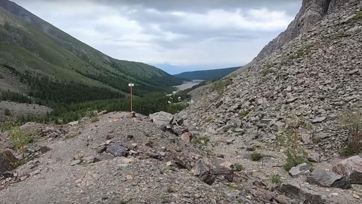 Новосибирский ученый сорвался с 700-метровой высоты на Алтае