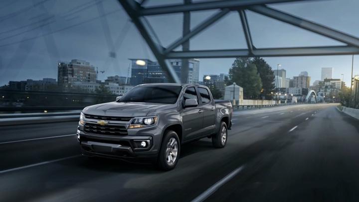 Пикап в розетку: три новинки от Chevrolet, Ford и Toyota