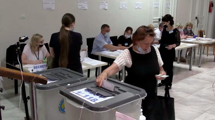 Явка на выборах парламента Молдавии превысила 23%