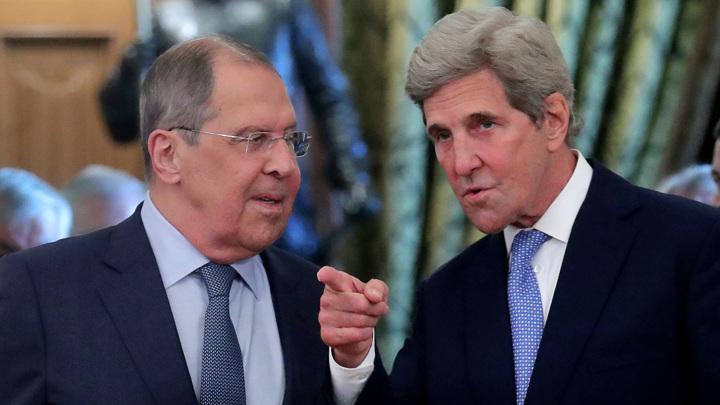 Лавров считает визит Керри важным сигналом