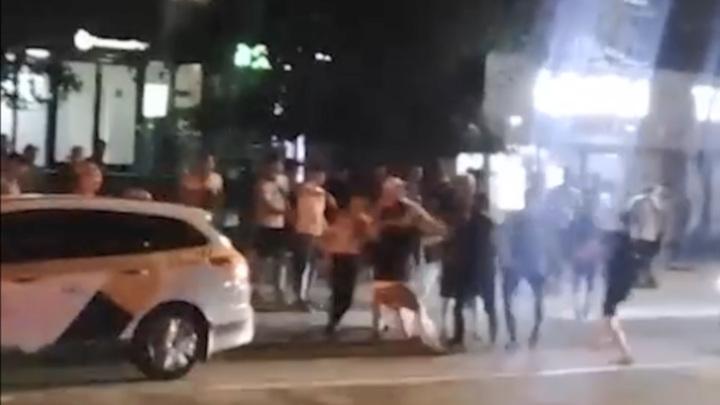 В Москве задержали более 100 человек после массовой драки в Кузьминках