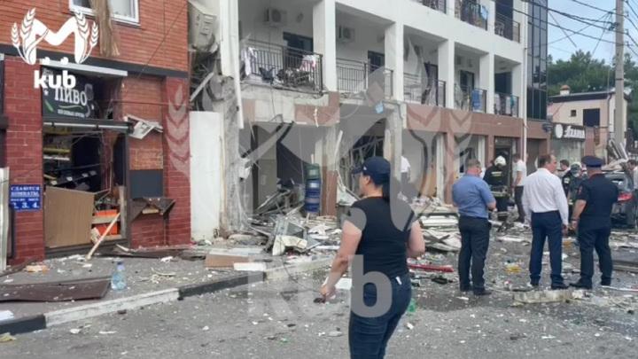 Состояние тяжелое: врачи рассказали о пострадавших при взрыве в Геленджике