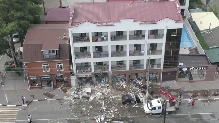 Взрыв в Геленджике: скончался второй пострадавший