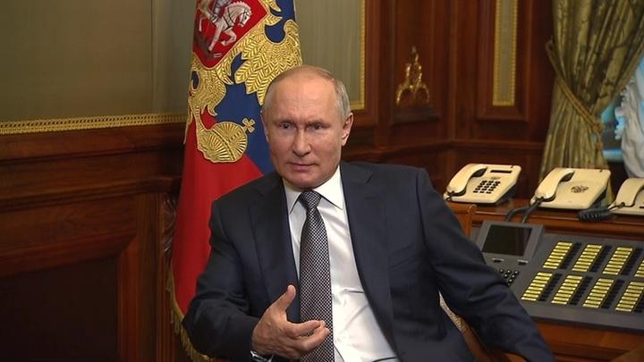 Путин отметил роль Минпросвещения во всех проектах в сфере образования