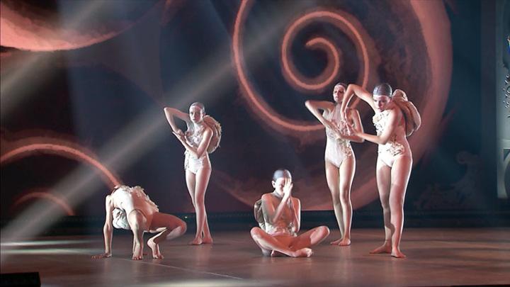 """Современный танец – на проекте """"Большие и маленькие"""""""