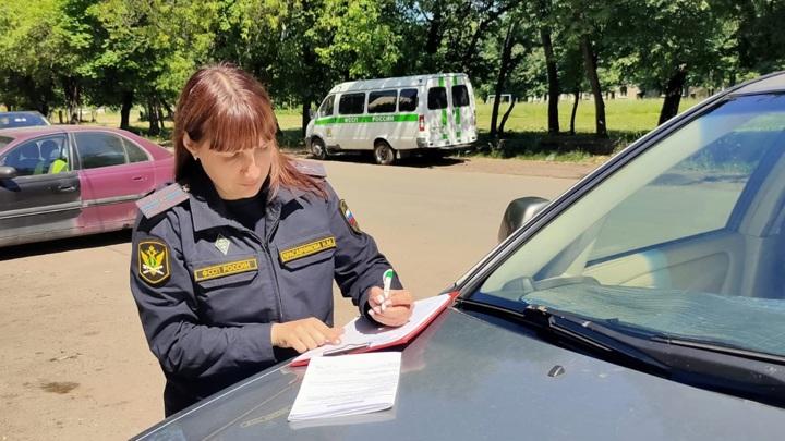 Жительница Ярославской области может остаться без машины из-за долгов зятя