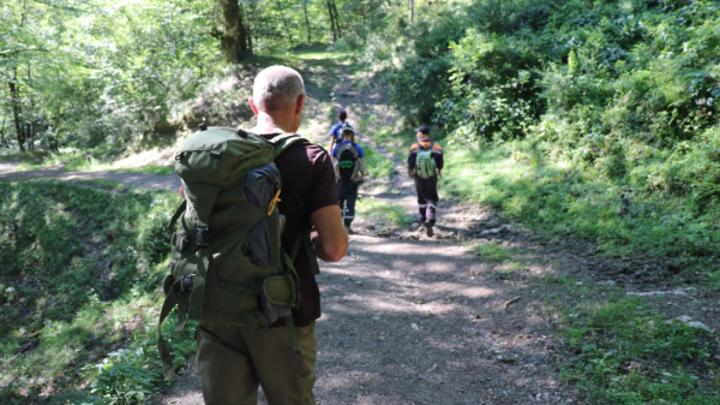 В горах Сочи ищут не вернувшихся из похода 16-летних подростков