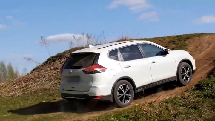 Свежая электронная начинка авто: X-Trail поднялся на новый уровень