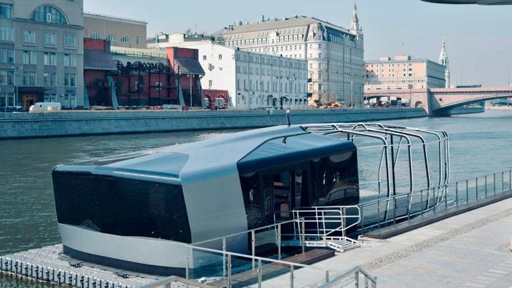 Вне пробок: в Москве откроются два маршрута речных электротрамвайчиков