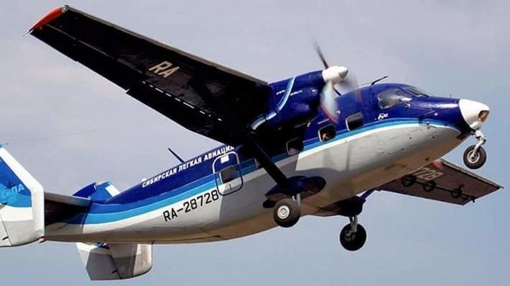 На борту пропавшего Ан-28 находились 17 человек