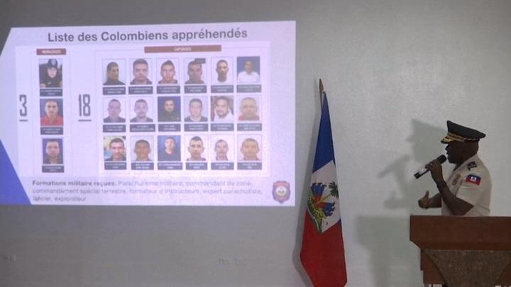 На Гаити пять офицеров полиции задержаны в связи с убийством президента