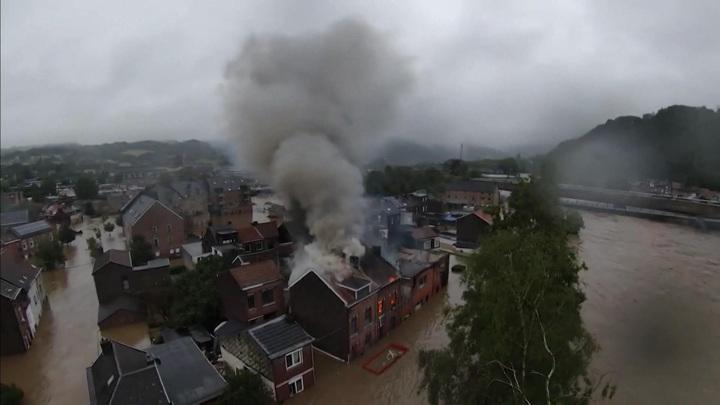 Вся инфраструктура пострадала: масштаб стихийного бедствия в Европе