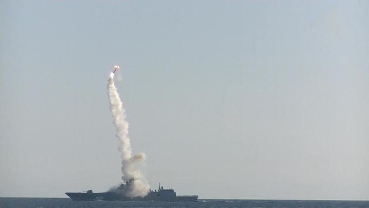 """Ракета """"Циркон"""" подтвердила свои характеристики в ходе испытаний"""