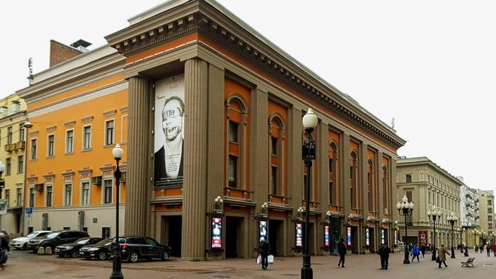 Владимир Путин наградил артистов Театра Вахтангова