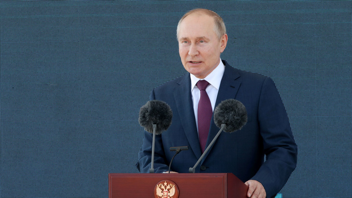 Путин: будущее авиации за беспилотниками и искусственным интеллектом