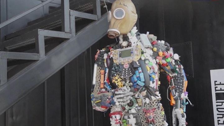 Интерактивный образовательный музей мусора открылся в Санкт-Петербурге