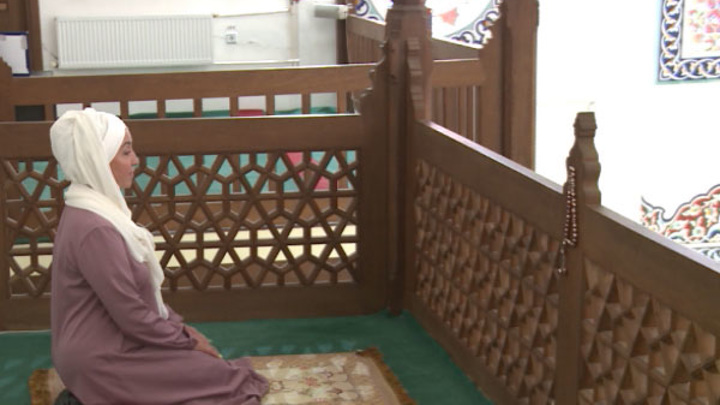 Уральские мусульмане отмечают Курбан-байрам