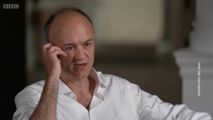 Экс-помощник Джонсона раскрыл о нем скандальную информацию