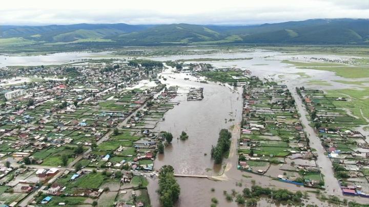 РЖД усилила меры безопасности из-за угрозы паводков в Прибайкалье
