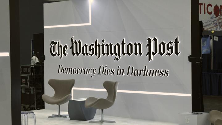 Сайт The Washington Post шокировал читателей порнографией
