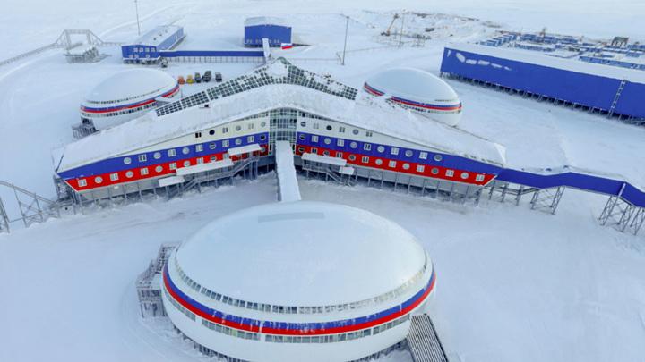 В Арктике, но с теплой водой: новый бассейн для российской армии