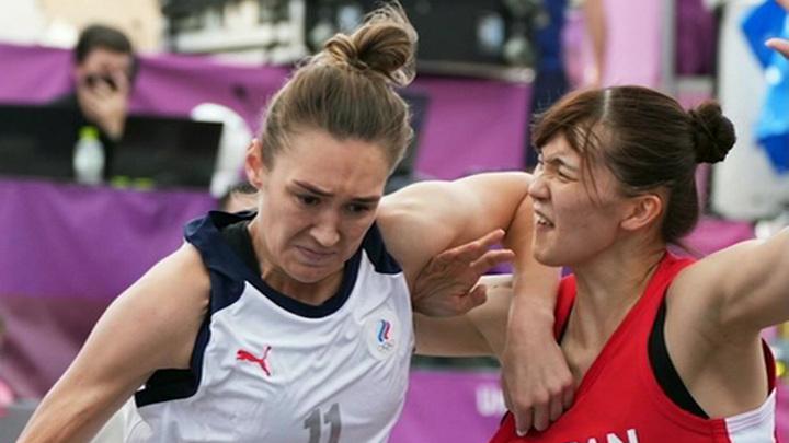 Олимпиада-2020. Россиянки разгромили Китай в баскетболе 3х3