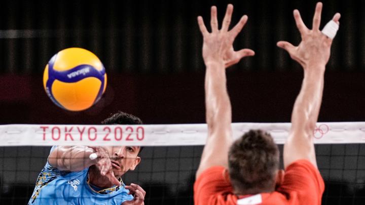 Женская сборная России по волейболу разгромила соперниц из Аргентины