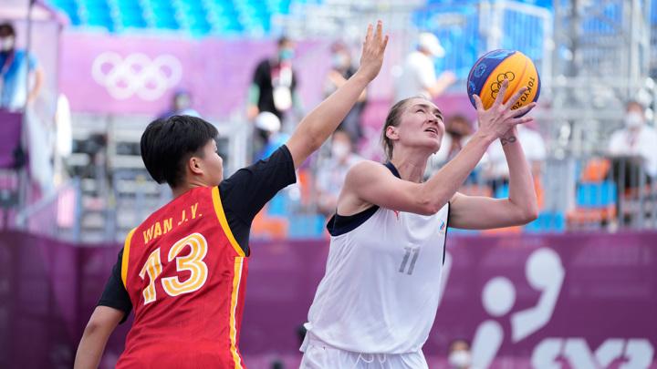 Олимпиада. День 5. Баскетболистки и гимнасты – главные претенденты на медали