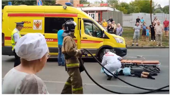 На полной скорости: в Сарове погиб в ДТП 19-летний мотоциклист