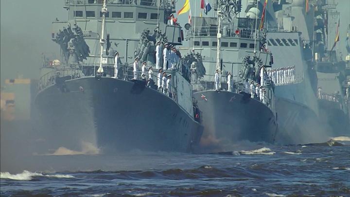 Впервые на кронштадтском рейде: детали Главного парада ВМФ России