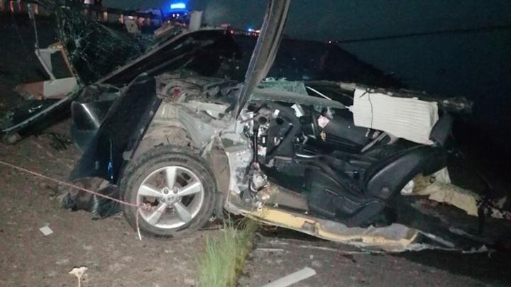 Два человека погибли в массовом ДТП со скорой в Нижегородской области