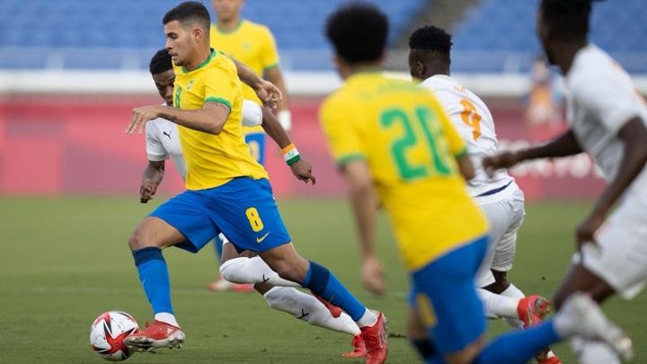 Олимпийский футбол: у Бразилии ничья, у Франции – первая победа