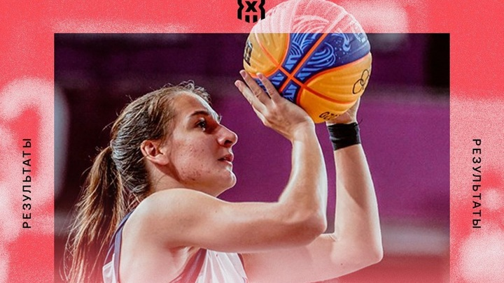 Баскетбол 3х3. Россиянки – в полуфинале Олимпиады