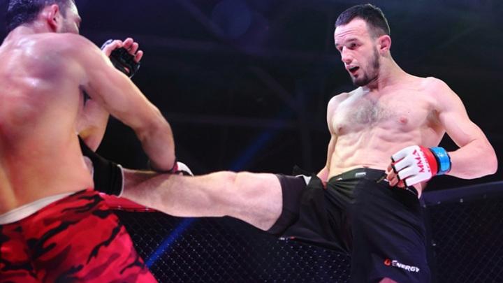 Алексей Шуркевич выиграл главный бой ММА Серии-37
