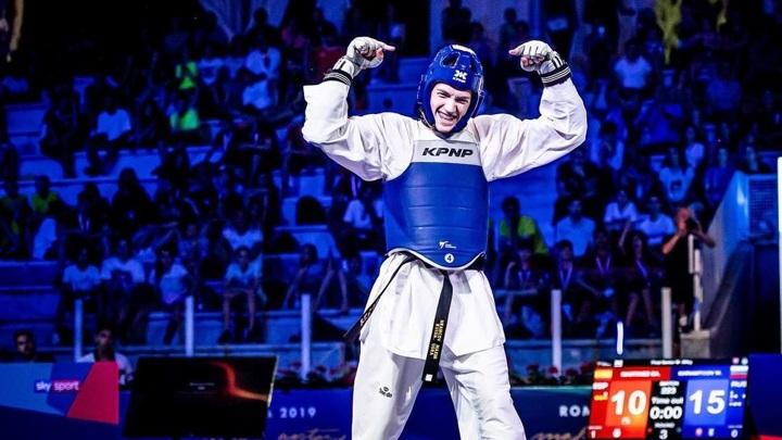 У олимпийского чемпиона Храмцова подозрение на перелом правой кисти