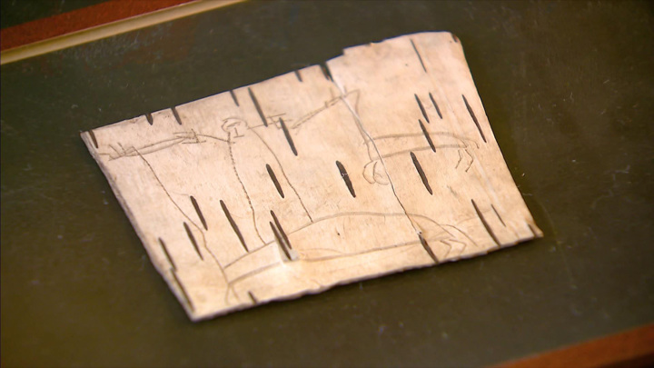 70 лет назад в Великом Новгороде была найдена первая берестяная грамота