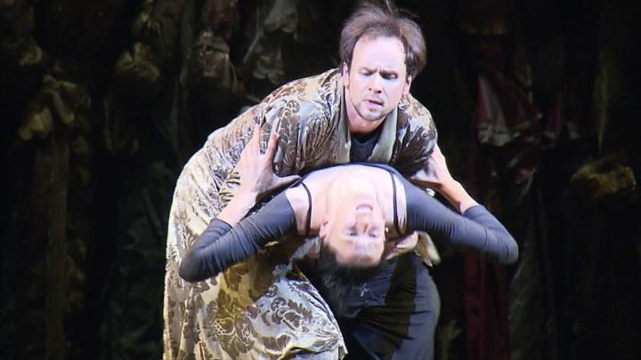 Театр балета Бориса Эйфмана выступает в Москве